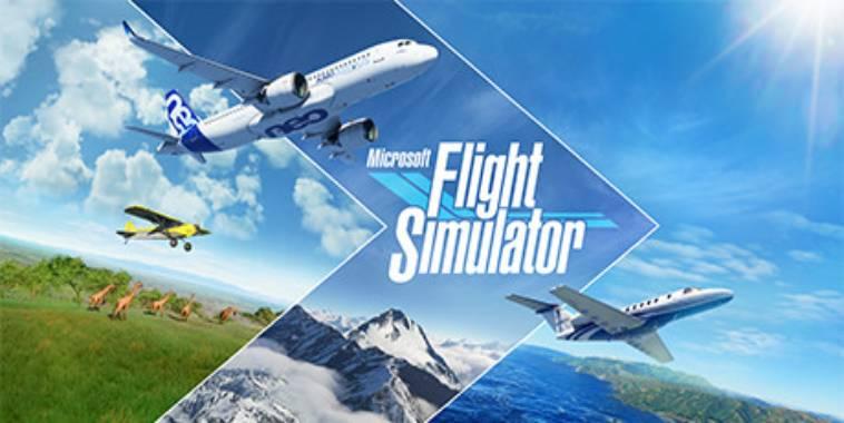 Microsoft Flight Simulator 2020 Logo