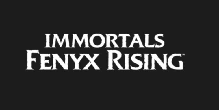 Immortals Fenyx Rising Logo