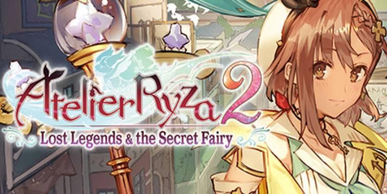 Atelier Ryza 2: Lost Legends & the Secret Fairy Logo