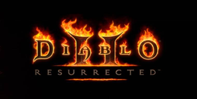 Diablo II: Resurrected Logo