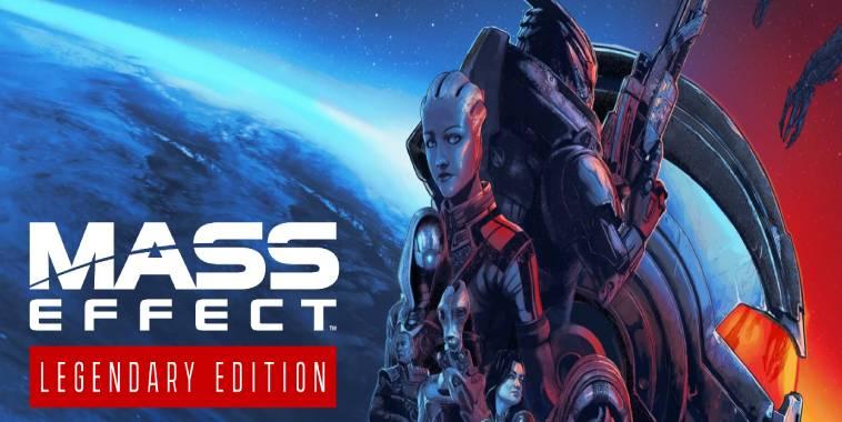 Mass Effect: Legendary Edition Logo
