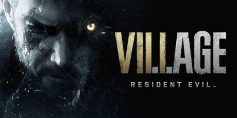 Resident Evil Village Logo