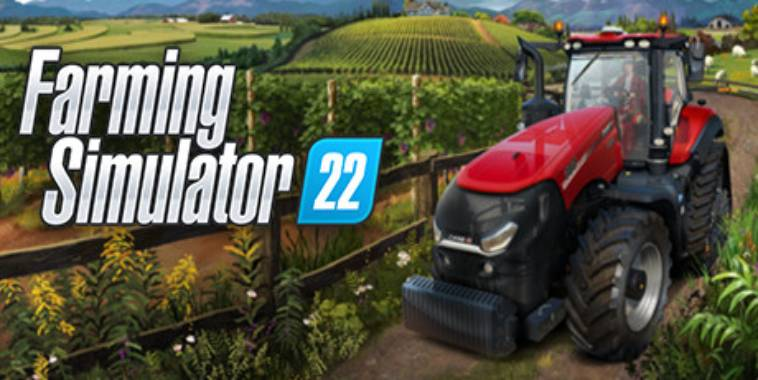 Farming Simulator 22 Logo