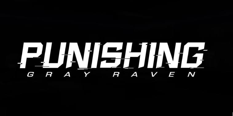 Punishing: Gray Raven Logo