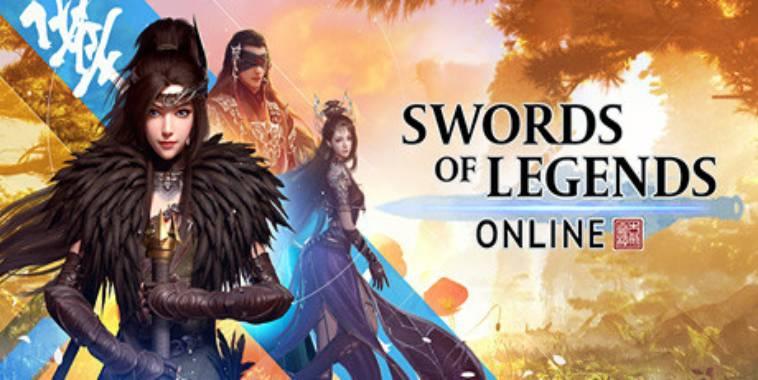 Swords of Legends Online Logo