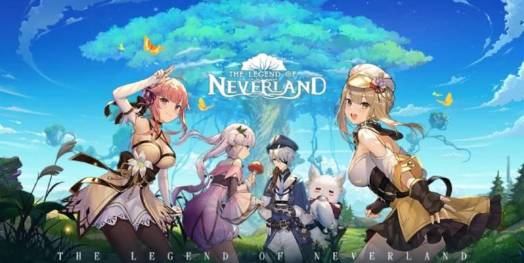 The Legend of Neverland Logo