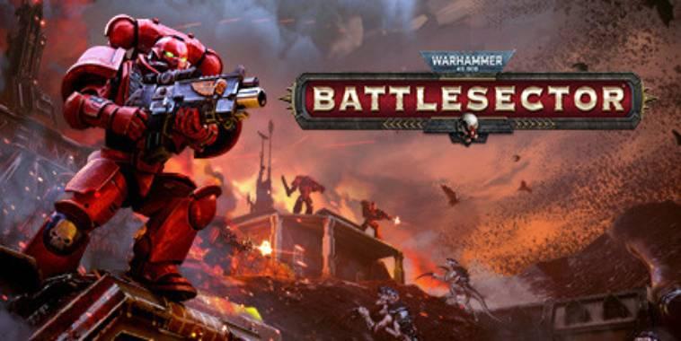 Warhammer 40,000: Battlesector Logo